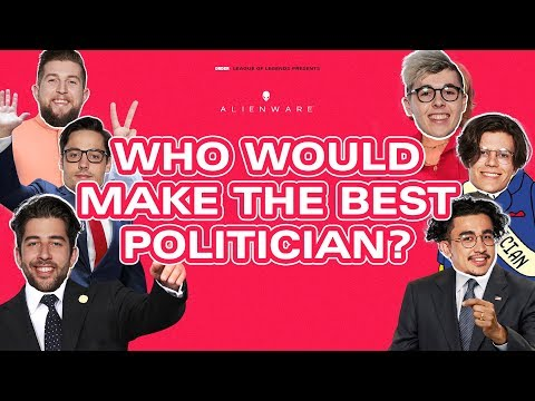 WHO WOULD MAKE THE BEST POLITICIAN? | #ORDERLOL
