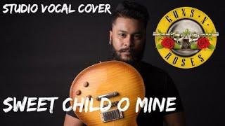 Sweet child o mine | vocal cover - sunny.deyali