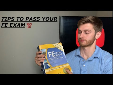 Tips for Passing your Electrical FE Exam - YouTube