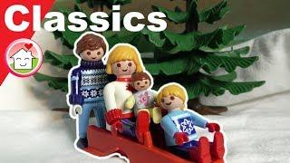 Playmobil Film deutsch - Winter Geschichtensammlung von Familie Hauser