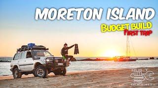 MORETON ISLAND    The 80's First Trip