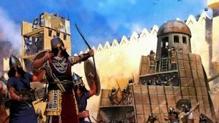 Пророк Сулейман (а.с.)  Строительство и уничтожение храма. 3 серия