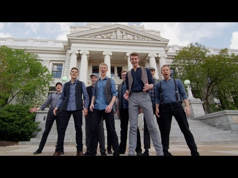 Newsies Medley | BYU Vocal Point