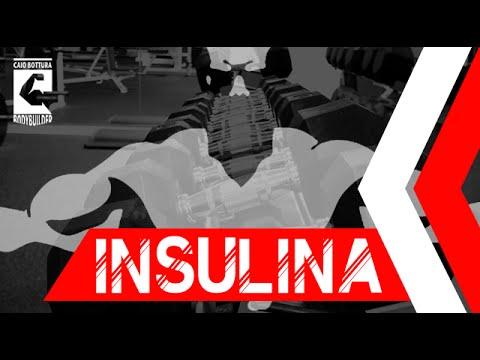 A utilização de insulina para a diabetes dois