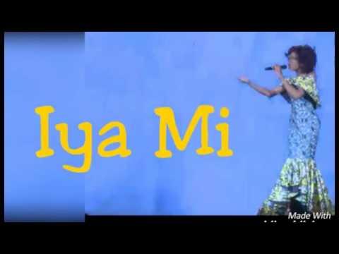 Okiemute's Iya mi lyrics