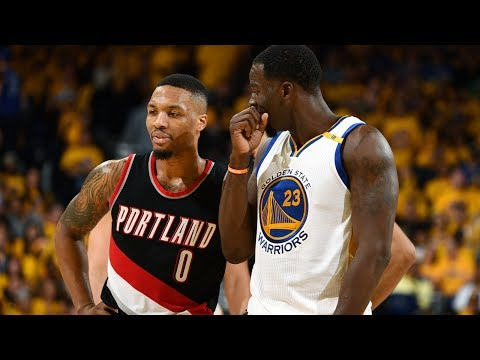 Draymond Green Tells Damian Lillard to STOP Trying to Recruit Carmelo Anthony: