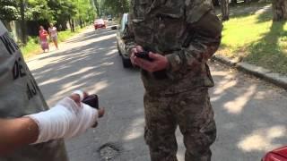 Вадим Панченко начальник ГАИ Николаевской области 1