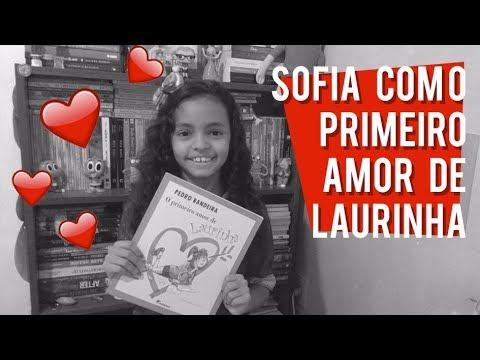O primeiro amor de Laurinha