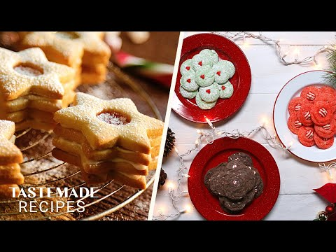 16 Easy & Creative Christmas Cookies That Will Sleigh The Holidays