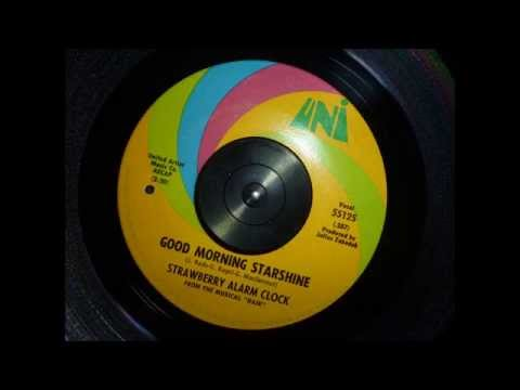 "Strawberry Alarm Clock - ""Good Morning Starshine"" 1969 Psych (Original Mono Mix)"