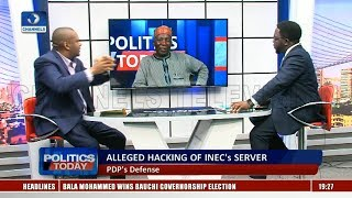 Alleged Hacking Of INEC's Server: APC Tells PDP To Prove 1.6m Votes As Galadima Insists On Victory