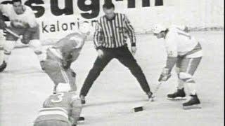 """СССР - Canada 1967-03-27 НWC""""67"""