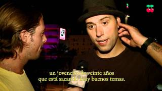 Swedish House Mafia Axwell  Sebastian Ingrosso interview  Pacha Ibiza 2011