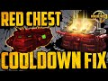 RED CHEST Farm Timer / Cooldown Fix - All Known Chest Timer / Cooldown Fixes - Borderlands 3 Guide