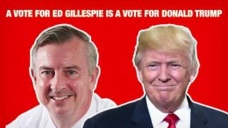 Meet Ed Gillespie the Republican nominee for governor of Virginia He is:
