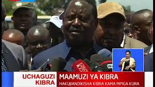 Waakazi wa Kibra wajitokeza kupiga kura licha ya vurugu iliyoshuhudiwa