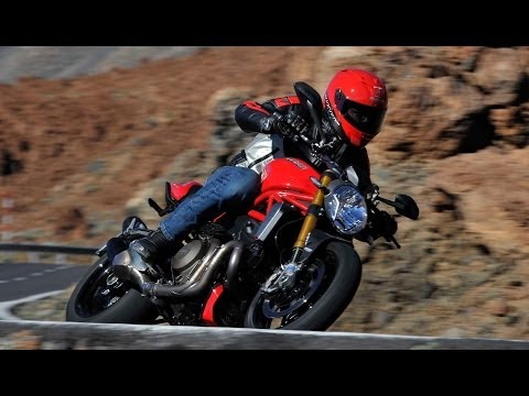 Ducati Monster 1200 launch test review 2014