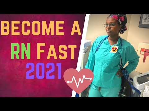 Fastest Way To Become A RN | Accelerated BSN Degree
