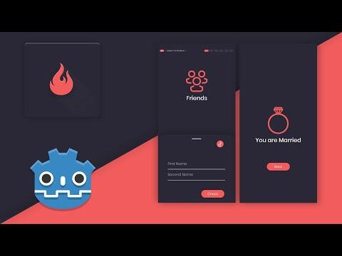 I Built An App With The Godot Engine