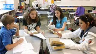 Literature Circles In Action