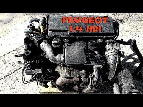 Фото к видео: Двигатель Peugeout/Citroen 1,4 HDi - Надежность, Проблемы