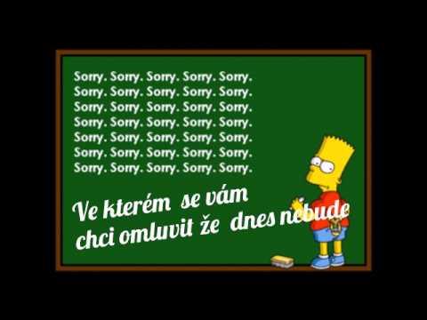 Omluva!!!