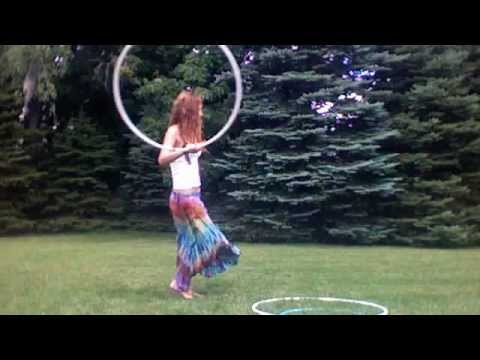 hoop happiness :)