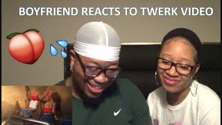 City Girls- Twerk ft Cardi B (Official Music Video) -REACTION