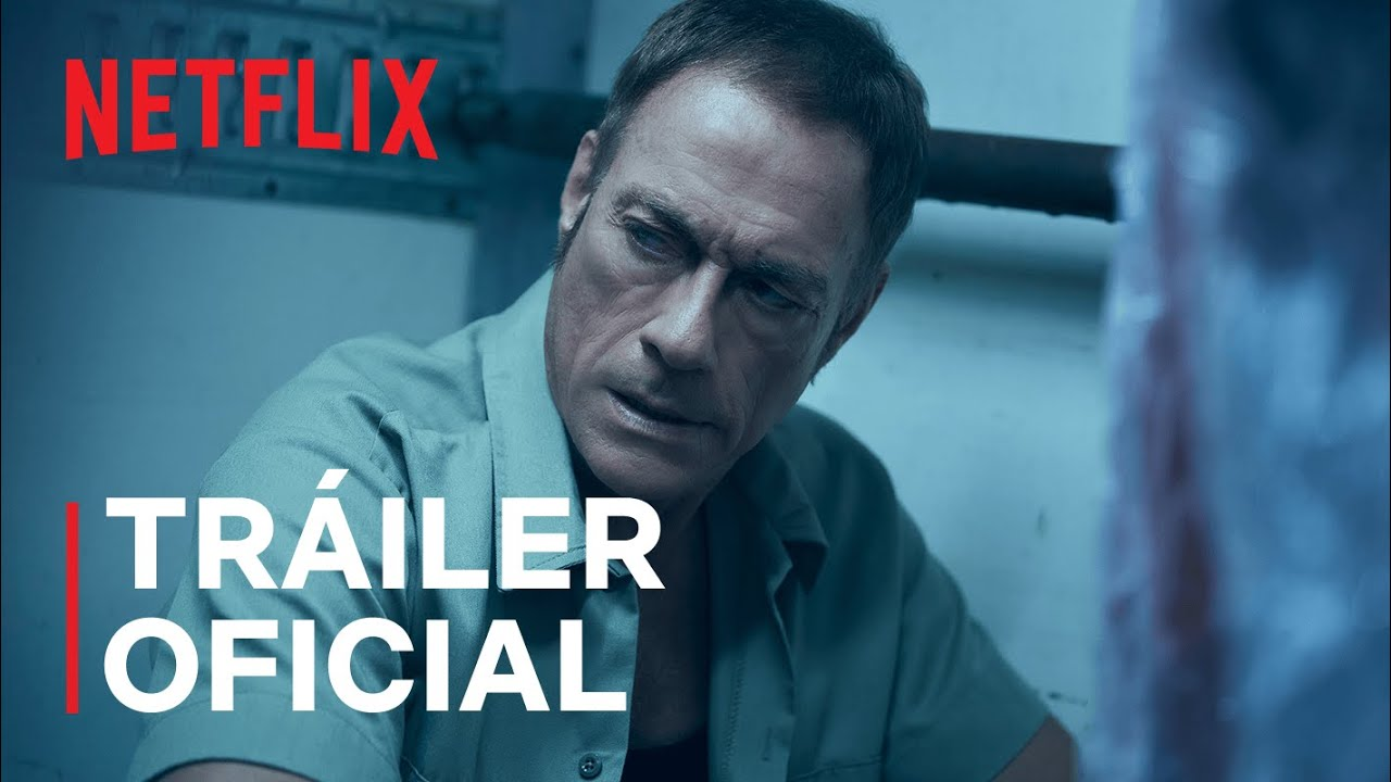El último mercenario – Tráiler oficial | Netflix
