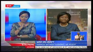 Prime: War on Graft interview with Judge Lydia Achode 15/12/2016