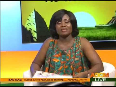 Badwam Newspaper Review on Adom TV (23-6-17)