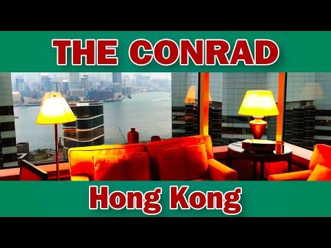 Conrad Hong Kong hotel review, May 2018