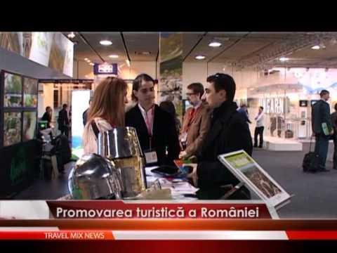 Promovarea turistica a Romaniei