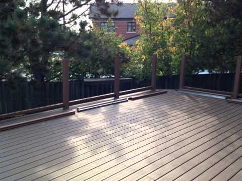 Veranda HP Composite deck