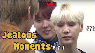 [HopeGa/SOPE #30] Cái sự ghen tuông =)) (Jealous Moments)