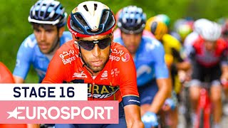 Giro d'Italia 2019 | Stage 16 Highlights | Cycling | Eurosport