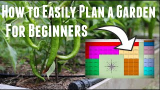 How To Plan A Vegetable Garden  - Layout, Schedule & Calendar - Ultimate Guide When to Start Seeds