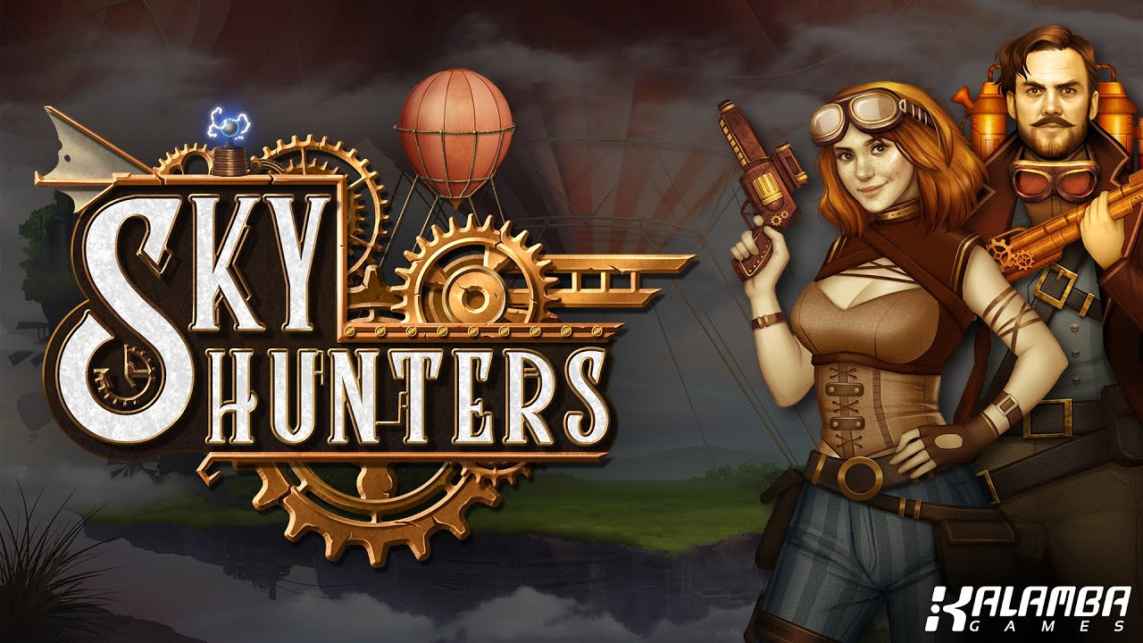Sky Hunters (Release date: 14.05.2020) | Promo Video