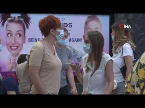 Antalya 5 milyon turist ağırladı