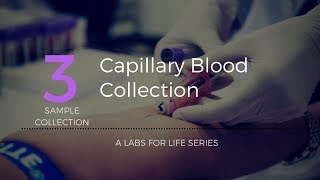 Capillary Blood Collection