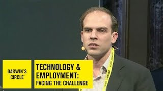 Technology & Employment: Facing the Challenge | Carl Benedikt Frey
