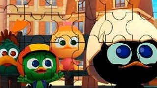 Captura de la serie de Calimero ♥ Calimero puzzle game ♥ カリメロパズルゲーム