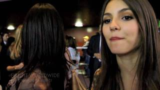 "Виктория Джастис, FUZE IT WORLDWIDE TALKS TO VICTORIA JUSTICE ABOUT HER NEW MOVIE ""FUN SIZE"""