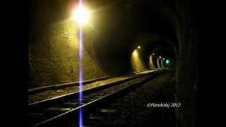 preview picture of video 'Tunel kolejowy w Rydułtowach / Railway Tunnel in Rydułtowy (Poland)'
