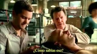 Fringe 1x07 Descargas Escena