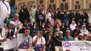 preview picture of video '#11 UMRAH TIRAM TRAVEL MAC 2018 Mutawwif anda Fakhruddin'