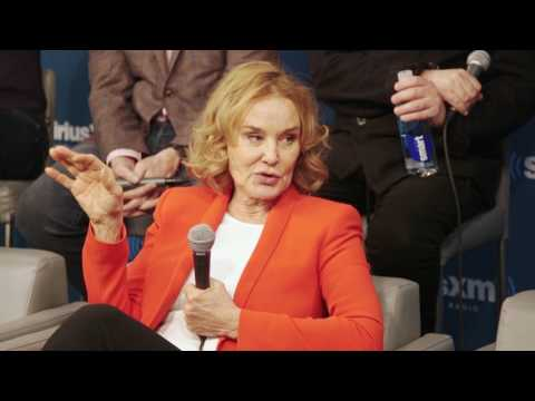 Jessica Lange's connection to her Feud character Joan Crawford // Entertainment Weekly Radio