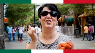My Mom Reacts to Eating Authentic Mexican Food