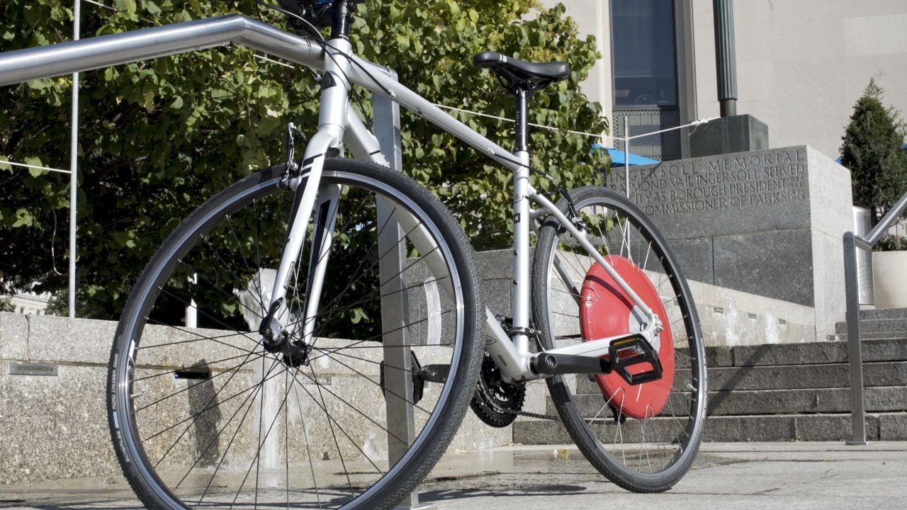 Copenhagen Wheel review: twice the bike with half the effort thumbnail