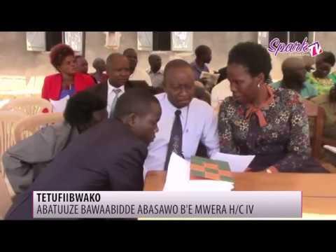 Abatuuze batabukidde abasawo b'eddwaliro lya Mwera heath center IV